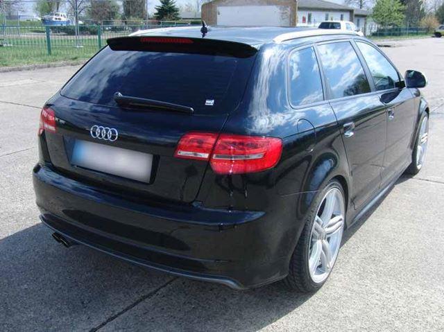 Audi-scheibentoenung